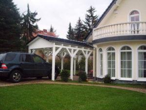 Carport Dacheindeckungen