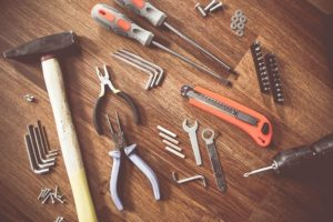 Werkzeug Carport